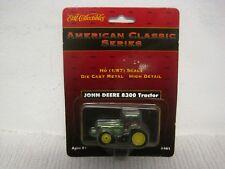 New ERTL John Deere 8300 American Classic Series Ho 1:87 Die Cast Tractor #5461
