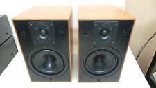 kef  speakers ref 102  teak, vintage