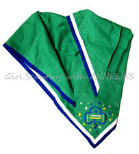 BLINKING STARS SCARF 100th Girl Scout ANNIVERSARY Souvenir Collector GIFT