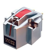 Benz Micro MC Silver High Output MC Cartridge -