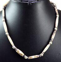 Vintage Fashion & Costume Boho Hippie Ethnic Jewelry Beads Necklace N-311