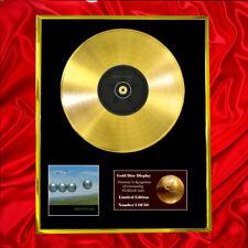 DREAM THEATER OCTAVARIUM CD GOLD DISC VINYL LP RECORD PLATED