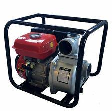 Motobomba de agua 7cv 4 tiempos 80 mm