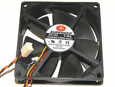 Axiallüfter Superred CHA9212ES-A Lüfter Cooler Fan ++ 12 V / 0,36 A ++ 92x92x25