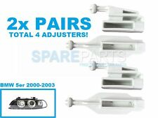 BMW E39 2000-2003 HEADLIGHT ADJUSTERS REPAIR KIT M5 M HELLA HALOGEN XENON 4x