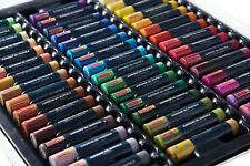 Camlin Kokuyo Supreme Oil Pastel Set - 50 Shades Multicolor Free Shipping