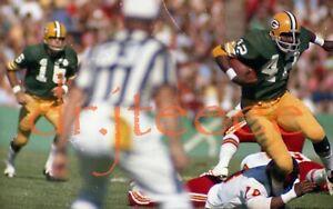 1973 John Brockington GREEN BAY PACKERS - 35mm Football Negative