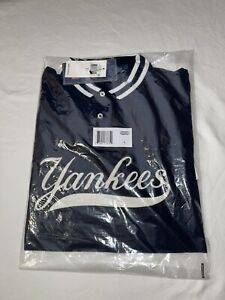 Limited MLB Polo Ralph Lauren New York Yankees Navy Blue Polo Size Large L