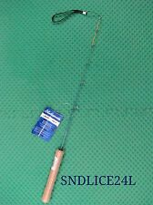 """Shakespeare NOODLE ICE 24"""" Light Spinning Rod #SNDLICE24L"""
