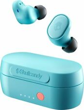 Skullcandy - Sesh Evo True Wireless In-Ear Headphones - Bleached Blue