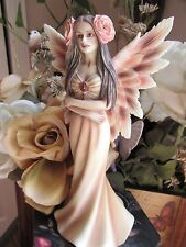 JESSICA GALBRETH Angel Figurine EMERGENCE by MUNRO of FAERIE GLEN Limited Ed.
