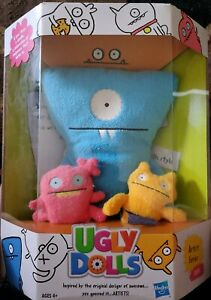 Ugly Dolls hasbro sdcc 2019 Artist Series Wedgehead NEW