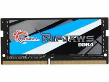 G.SKILL DDR4 32GB (16GB X2) 2133MHZ CL15 RIPJAWS LAPTOP MEMORY F4-2133C15D-32GRS