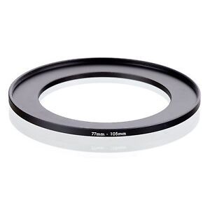77mm-105mm 77mm to 105mm  77-105mm Step Up Ring Filter Adapter for Camera Lens