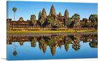 ARTCANVAS Ancient Khmer CambodiaArchitecture  Canvas Art Print