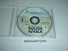 2010 FIFA WORLD CUP - SOUTH AFRICA game disc only for Microsoft XBOX 360