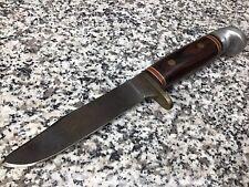 VINTAGE WESTERN W36 USA E FIXED BLADE KNIFE