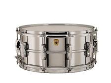 "Ludwig 6.5""x14"" Chrome-Plated Brass Shell, Supraphonic LB402B"
