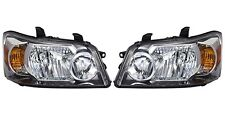 2004 2005 2006 TOYOTA HIGHLANDER HEADLIGHT HEADLAMP LIGHT NSF LEFT AND RIGHT SET