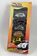 "VHTF Disney ""Herbie Fully Loaded"" 5-Car Set Johnny Lightning MISB! Perfect Box!"