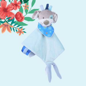 1pc Appease Towel Dog Cartoon Pacifier for Newborns Toddlers Babies Infants