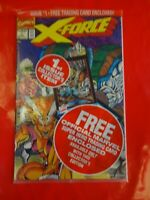 X force  #1 comics Marvel Comic book 90s new in bag