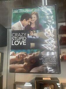 Crazy Stupid Love DVD Movie - Region 1 - Steve Carell - FREE POST!