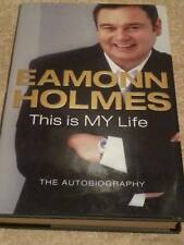 Eamonn Holmes SIGNED This is My Life UKHC 1st Edn