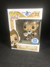 Funko Pop Ad Icons #33 Count Chocula w/ Bowl Funko Shop Exclusive Limited