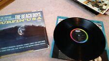 Beach Boys Vinyl Record Album - Surfin Usa