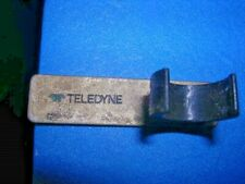 Vintage Teledyne Tie Clip Mic Holder Microphone Clip Holder