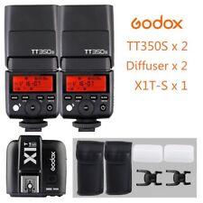 Godox Tt350s TTL HSS Gn36 Wireless Mini Flash FR Sony Mirrorless Camera