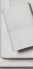 Magnolia Twin Railroad Gray Microstripe Organic Cotton Sheet Set Joanna Gaines
