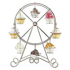 Ferris Wheel Stainless Steel Cupcake Stand Cake Holder Wedding Supplies