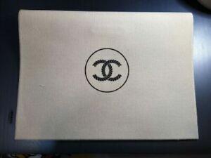 Chanel Creamy Canvas Envelope Bag VIP gift rare