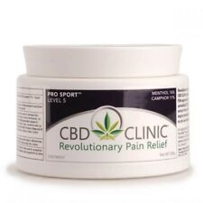 CBD Clinic Level 5 Pro Sport Deep Muscle & Joint Relief (44g) - FREE SHIPPING