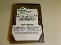 "HDD Festplatte 2,5"" Toshiba 120GB SATA PlayStation PS3 Slim CECH-2004A -2"