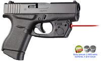 ArmaLaser TR5 Laser Sight for GLOCK 42, 43 43x 48 Pistols Guns w/Grip Activation