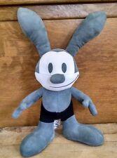 Rare 2007 Disney Store Special Edition Oswald The Lucky Rabbit Microfiber Plush