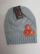 Gorra de niña de color principal gris