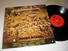 BUDDY MERRILL Electro Sonic Guitars ACCENT Stereo NM-