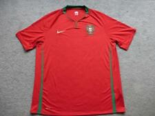 Portugal 08/10 Adults Home XL Nike Football Shirt Soccer Jersey Camesita Trikot