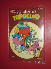 ALBI DELLA ROSA POI albi di TOPOLINO  N°1274 mondadori disney anno 1979   -s-