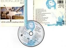 "ELTON JOHN ""Live In Australia"" (CD) 1987"