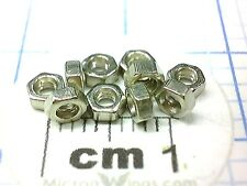 Nuts M1.6 - 1.6mm Mini Micro (pack of 10)