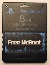 SONY PS2 8MB FMCB Memory Card Free Mcboot 1.953 ((EMULATORS + CUSTOM INSTALLS))