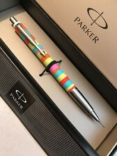 2003 PARKER VECTOR MULTI COLOUR CT MECHANICAL PENCIL-UK-GIFT BOX-NEW OLD STOCK