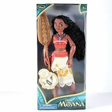 Moana Disney Store Exclusive Classic Doll Collection 2016 MIB