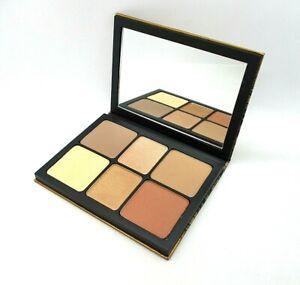 Smashbox The Cali Contour Shape Bronze Glow Palette ~ 0.69 oz / 20.56 g
