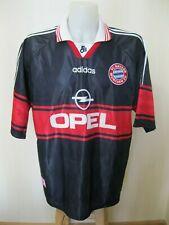 FC Bayern Munich 1997/1998/1999 Home XXL Adidas football shirt jersey trikot 2XL